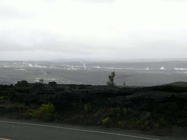 Kilauea 13 April 2005